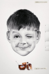 Danette: Kids, 3 Print Ad by Y&R Sao Paulo
