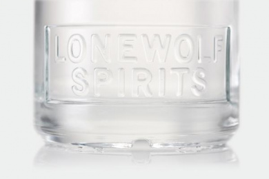 LONEWOLF: LONEWOLF SPIRITS, 4 Design & Branding by B&b Studio London