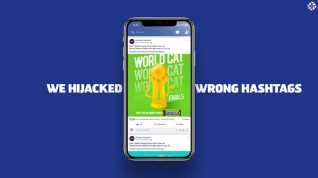 Snickers: Case study Outdoor Advert by BBDO Guerrero Makati City