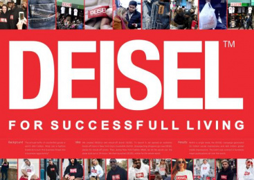 Diesel: Diesel Direct marketing by Publicis Italy