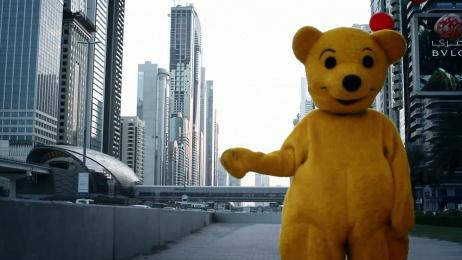 Ipod Nano: Teddy Bear Story Film by Boomtown Productions, Lowe Mena Dubai