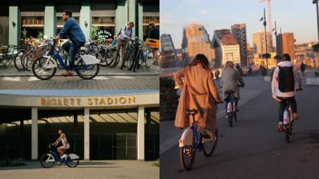 Oslo Bysykkel: Logo for Oslo City Bike, 1 Design & Branding by Team collaboration