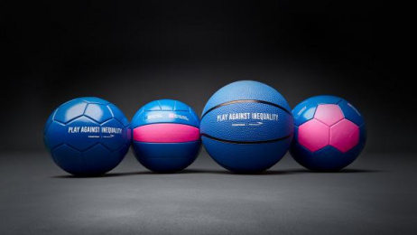 espnW: Inequality Balls, 1 Design & Branding by Africa Sao Paulo