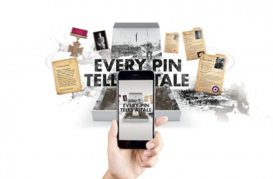 The Royal British Legion: Every Pin Tells a Tale Digital Advert by Geometry Global London