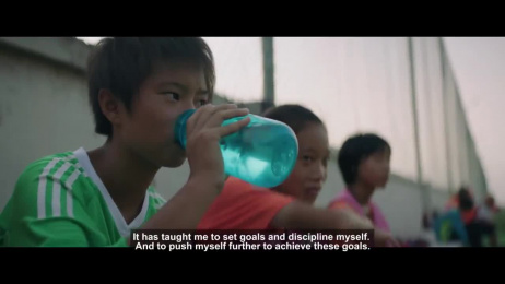 Chevrolet: Meet Chevrolet GoalKeepers Jiacheng & Jingyi From China Film by Commonwealth/McCann Detroit, MOFILM, Splendid