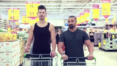 Lipton: Lipton Fit Cart [video] Case study by Milkshake, Wunderman Dubai