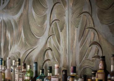 Marble Restaurant: Meat Made Luxury, 14 Design & Branding by Grid Worldwide Brand Johannesburg