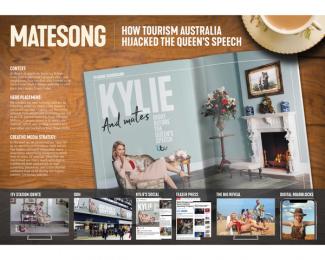 Tourism Australia: Matesong, 3 Print Ad by M&C Saatchi Sydney, Revolver/Will Orourke