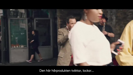 likeaswede.se: Face tomorrow like a Swede Film by ANR BBDO Stockholm, Giants & Toys