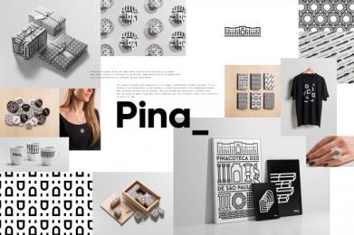 Pinacoteca do Estado de Sao Paulo: Pina_, 7 Design & Branding by F/Nazca Saatchi & Saatchi Sao Paulo