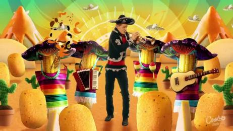 Pringles: Nacho Cheese Film by Dark Energy Films, DigitasLBi
