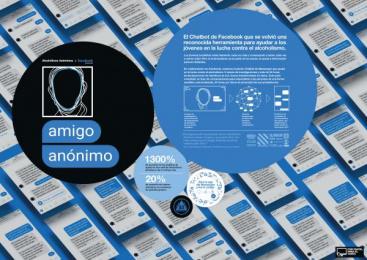 Aa Alcoholics Anonymous: Amigo anónimo [image] Digital Advert by J. Walter Thompson Sao Paulo