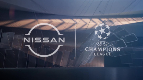 Nissan: UEFA Idents 2021 Film by Friends Electric