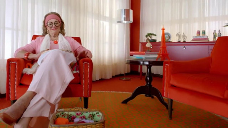 Mitsubishi: Grandma's warm retreat Film by Alkemy X, Brunner Atlanta