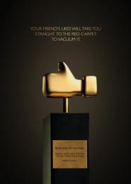 Young Director Award (YDA): Friends Print Ad by Ciklopas, MILK Vilnius