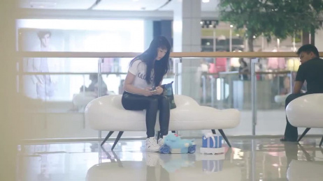 DTAC: dtac wifi moving surprise Ambient Advert by Brilliant & Million