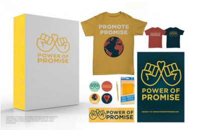 Pencils of Promise: Power of Promise, 4 Digital Advert by Columbus College of Art and Design (CCAD)